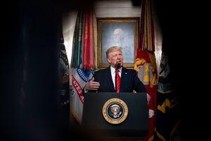 تحقیقات استیضاح ترامپ رسمی شد +عکس
