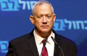 هاآرتص: گانتز قصد دارد طی دو هفته آینده کابینه تشکیل دهد