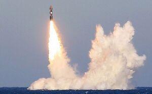 آزمایش موشک بالستیک بولاوا توسط روسیه