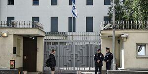 سفارت اسرائیل