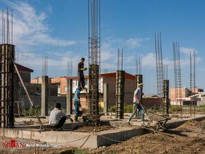 عکس/ نوسازی تازه آباد در آق قلا