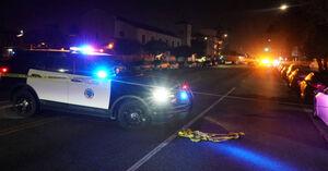 «هالووین» در کالیفرنیا قربانی گرفت
