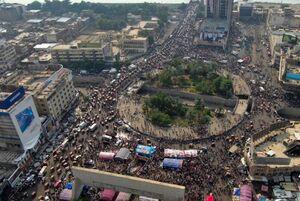 کاهش حضور معترضان در میدان التحریر بغداد