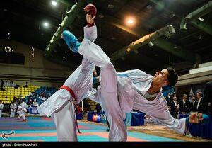 عکس/ هفته نخست سوپر لیگ کاراته