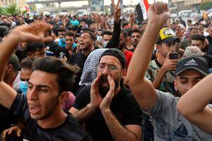 کشف و خنثیسازی طرح تروریستی همزمان با تظاهرات بغداد