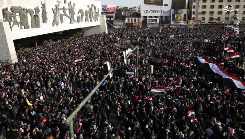 تصویر چند روز پیش الجزیره از میدان التحریر