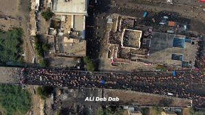 عکس/ میدان تحریر، رستوران ترکی، پل جمهوری و منطقه سبز عراق