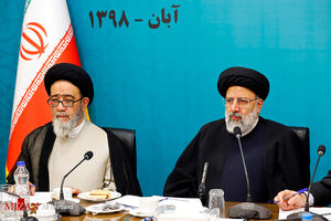 عکس/ دیدار نمایندگان اتحادیههای کارگری تبریز با حجتالاسلام رئیسی