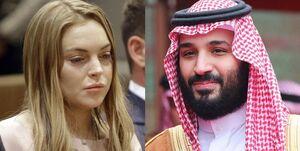 افشای «رابطه نزدیک» ولیعهد سعودی با بازیگر زن هالیوود