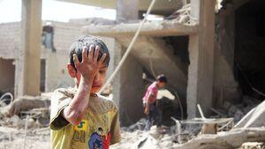 فیلم/ ۱۹ کشته در انفجار در بازار شهر «تل ابیض» سوریه