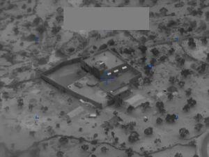اولین فیلم از لحظه عملیات کشتن ابوبکر بغدادی