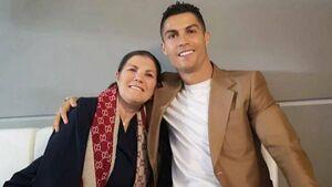 اعتراض مادر رونالدو به مافیای فوتبال