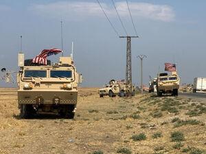 آمریکا در شمال شرق سوریه مقر جدید احداث میکند +عکس و نقشه