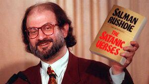 پشتوانه مالی کتاب آیات شیطانی اثر سلمان رشدی چقدر بود؟