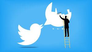 توئیتر حساب کاربری شبکه المنار و الاعلام الحربی را مسدود کرد +عکس