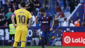 لوانته و بارسلونا