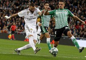رئال مادرید فرصت فاصله گرفتن از بارسلونا را از دست داد