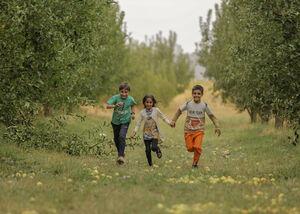 عکس/ زندگی در روستای قرهداغ مهاباد