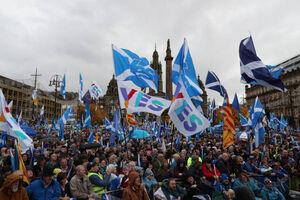 عواقب برگزیت/اسکاتلند از بریتانیا جدا میشود