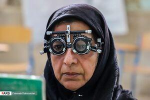 عکس/ حضور پزشکان بسیجی در مناطق محروم خوزستان