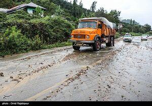 هشدار وقوع سیلاب در مازندران و گلستان
