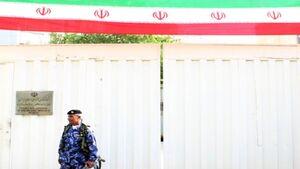 بازگشت آرامش به اطراف کنسولگری ایران در کربلا