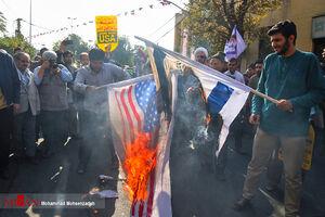 راهپیمایی13ابان در استان ها