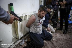 عملیات پلیس علیه فروشندگان مواد مخدر