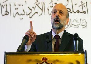 وزرای دولت اردن