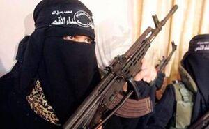 خواهر سرکرده داعش