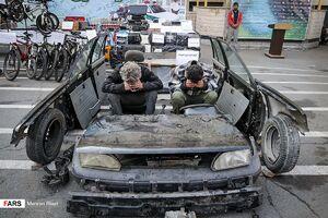 عکس/ دستگیری ۷۶۷ سارق، زورگیر و مالخر