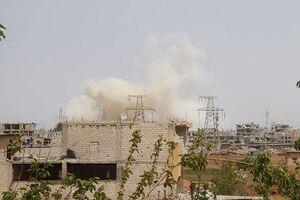 حمله پهپادی ترکیه به شمال سوریه