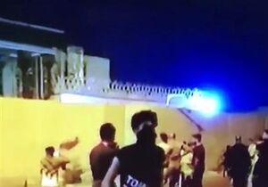 روایت شاهدان از هویت حملهکنندگان به کنسولگری ایران در کربلا+عکس