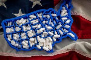افزایش مرگ و میر ناشی از سوء مصرف مواد مخدر در ویرجینیا