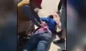 حمله با سلاح سرد به گردشگران اسپانیایی در اردن