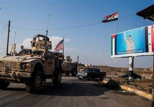 آمریکا در حال ایجاد پایگاه نفتی در خاک سوریه