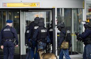 هشدار هواپیماربایی در بزرگترین فرودگاه هلند