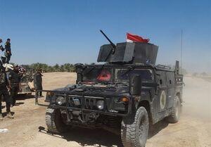 سخنگوی فرماندهی کل نیروهای مسلح عراق: اوضاع بغداد آرام است