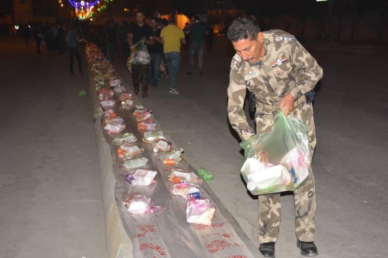 مرجعیت و بسیج مردمی چگونه سناریوی ایجاد جنگ داخلی در عراق را به شکست رساندند