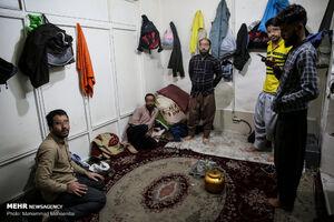 عکس/ خانههای مجردی، پاتوق خلافکاران