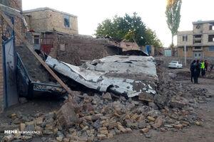فیلم/ مادری که در زلزله میانه داغدار کودکش شد