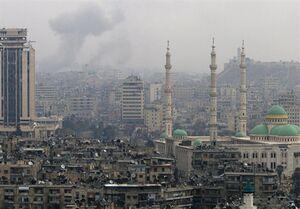 حملات راکتی تروریستها به شهر حلب