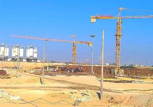 زمان بتنریزی دومین راکتور هستهای در بوشهر