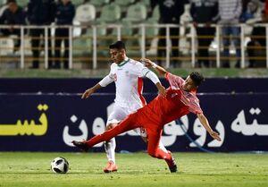 پیروزی پرگل جوانان فوتبال ایران مقابل نپال