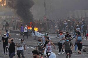 عراق: تظاهرات مردم را سرکوب نمیکنیم