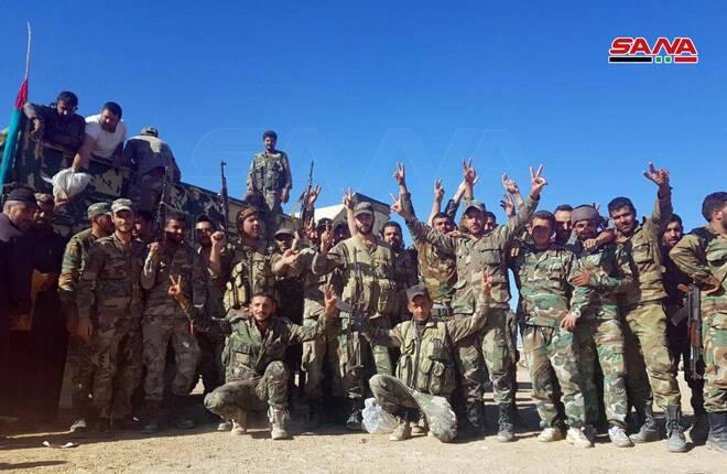 ارسال تجهیزات ارتش سوریه به مرز با ترکیه