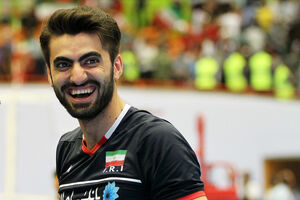 تمجید FIVB از ملیپوش ایران