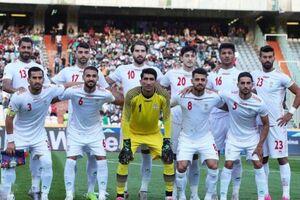 ترکیب تیم ملی ایران برای مصاف با عراق +عکس