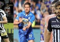 ۵ گلی که باعث بازگشت سه ستاره به تیم ملی شد