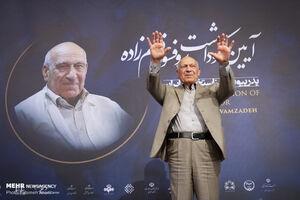 عکس/ آیین نکوداشت پدر پیوند مغز استخوان ایران